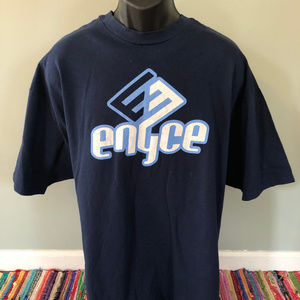 90s Enyce Skateboard Shirt Rap Hip Hop Cop Shop